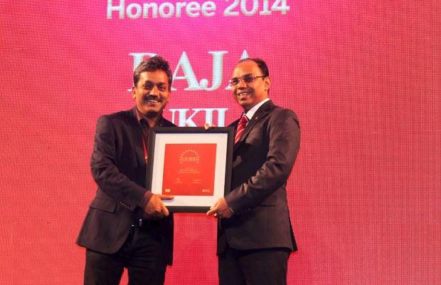 The Dynamic 100: Raja Ukil, CIO at Wipro receives the CIO100 Award for 2014