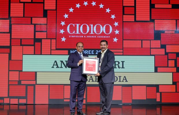 The Digital Architect: Arvind Sivaramakrishanan, Group CIO, Apollo Hospitals receives the CIO100 Award for 2018