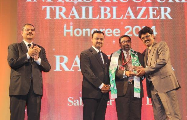 Dynamic Infrastructure Trailblazer: Ranendra Datta, Vice President and CIO, SABMiller India receives the CIO100 Special Award for 2014 in association with Schneider Electric