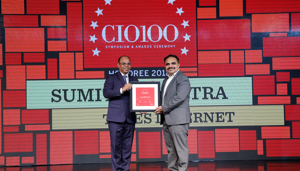 The Digital Architect: Sumit Malhotra, VP - IT, Times Internet, receives the CIO100 award for 2018