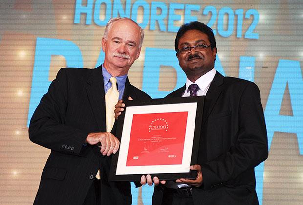 The Resilient 100: Parna Ghosh, CIO of Honda Motorcycle and Scooter India receives the CIO100 Award for 2012