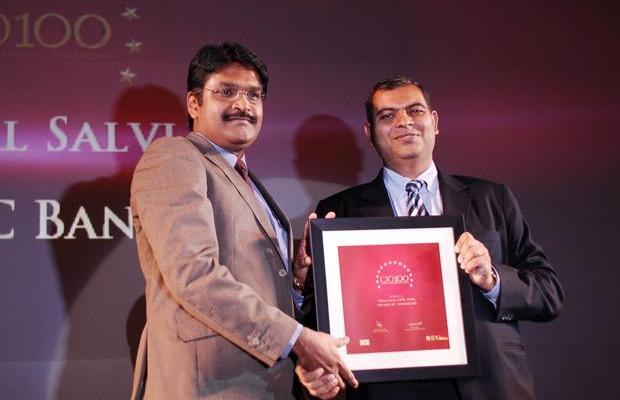 The Agile 100: Visha Salvi, CISO- ISG of HDFC Bank receives the CIO100 Award for 2010