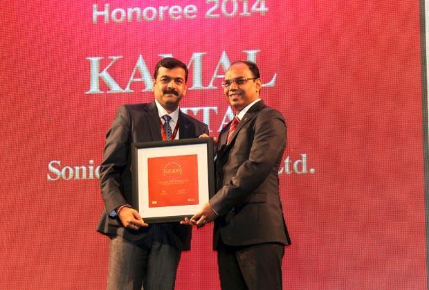The Dynamic 100: Kamal Matta, CIO and CSO at Sonic Biochem receives the CIO100 Award for 2014