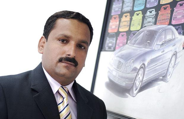 The Bold 100: Rajesh Munjal, COO, Carzonrent India (Easy cabs) receives the CIO100 Award for 2008