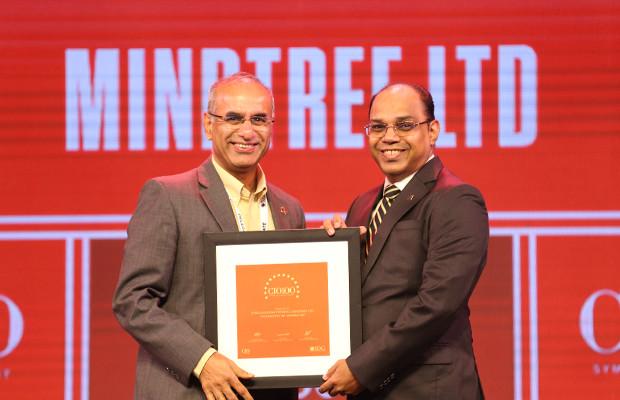 The Disruptive 100: Subramanyam Putrevu, CIO, MindTree receives the CIO100 Award for 2019