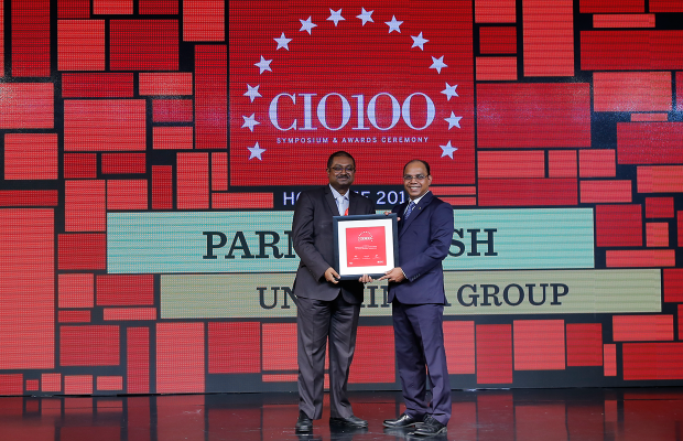 The Digital Architect: Parna Ghosh, Group CIO, Uno Minda Group, receives the CIO100 award for 2018