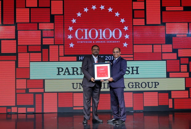 The Digital Architect: Parna Ghosh, Group CIO, Uno Minda Group, receives the CIO100 award for 2018