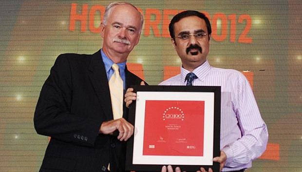 The Resilient 100: Kapil Pal, Head IT of Pepsico India receives the CIO100 Award for 2012