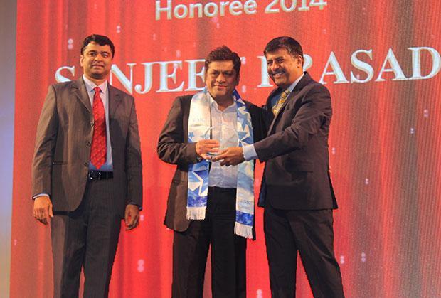 The Dynamic 100: Shirish Gariba, CIO, Drive India Enterprise Solutions receives the CIO100 Award for 2014