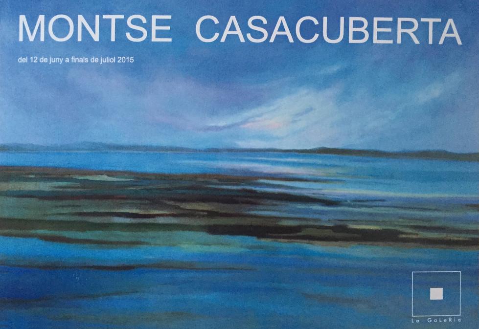 Nova exposició de Montse Casacuberta