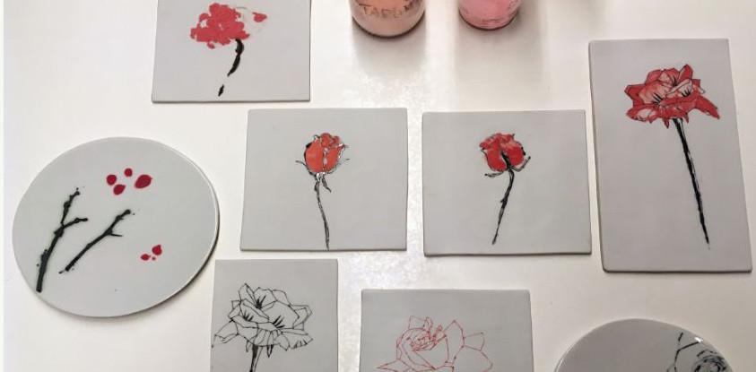 """""""Roses de porcellana"""" Carme Balada i Montse Casacuberta"""