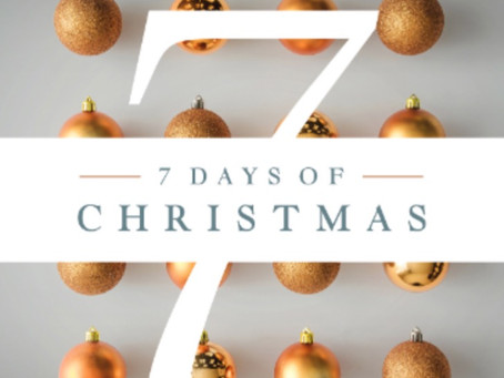 Book Review: The Seven Days of Christmas, By Jen Hatmaker