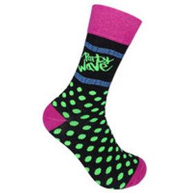 Party Wave Funatic Socks