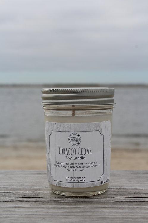 Tobacco Cedar