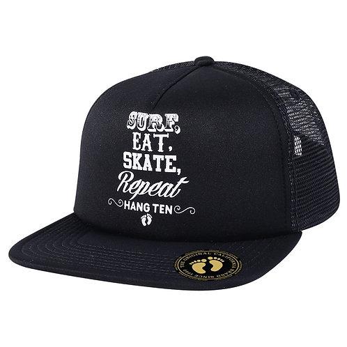 Hang Ten Repeat Trucker Hat