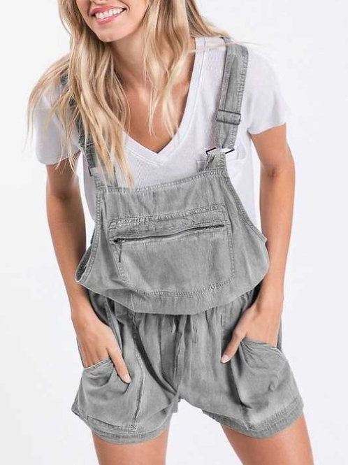ChaserShort Overalls