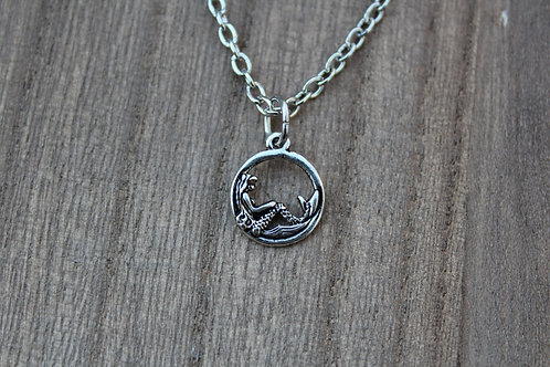 Small Mermaid Necklace
