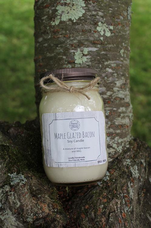 Maple Glazed Bacon Soy Candle