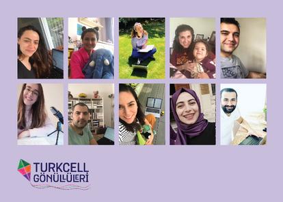 Turkcell Gönüllüleri'nden Çocuklara Mutlu Masallar