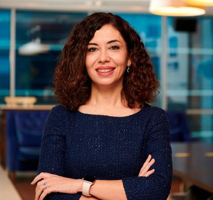 Sinem Sandıkçı Gökçen, L'Oréal Türkiye'nin Ülke Genel Müdürü Olarak Atandı