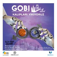 GOBI, 8-9-10 Mart Tarihlerinde Online Olarak Gerçekleşecek