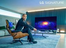 Lewis Hamilton LG Signature Marka Elçisi Oldu