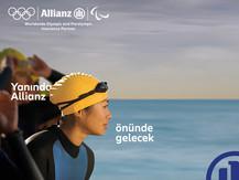 """Allianz """"Olimpiyat ve Paralimpik Oyunları""""nın """"Global Sigorta Ana Sponsoru"""" Oldu"""