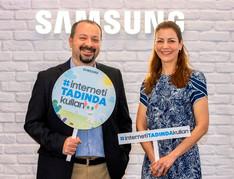 Samsung ve TOÇEV, Ebeveynlere İnternetin Doğru Kullanımı  Konusunda Yol Gösteriyor