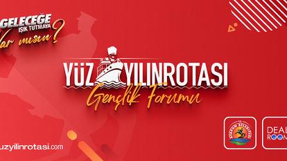 """ICF Türkiye'den """"Yüzyılın Rotası Gençlik Forumu'na Destek"""