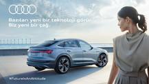 """Audi'den Yeni Marka Stratejisi: """"Future is an Attitude"""""""