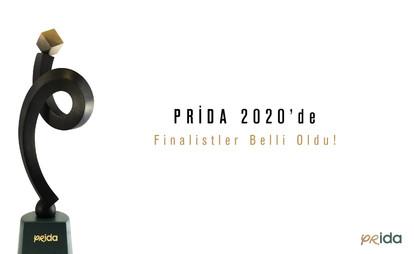 PRİDA İletişim Ödülleri'ne Geri Sayım Başladı