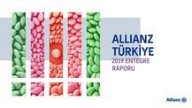 """Allianz Türkiye """"2019 Entegre Raporu"""" ile Alanında Bir İlke İmza Attı"""