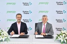 Türkiye Finans ve Intercity'den İş Birliği