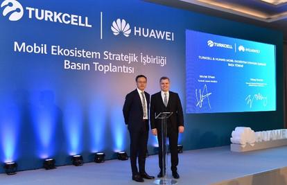 Huawei ve Turkcell'den Önemli İş Birliği