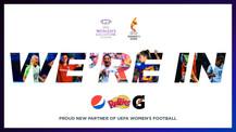 PepsiCo UEFA Kadınlar Futbolu'nun Resmi Sponsoru Oldu