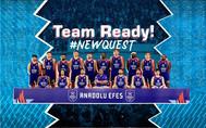 "Anadolu Efes Spor Kulübü'nün Yeni Mottosu ""#NewQuest"""