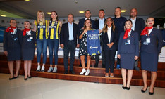 Fenerbahçe Opet Kadın Voleybol Takımı Corendon Airlines ile Havalara Uçacak