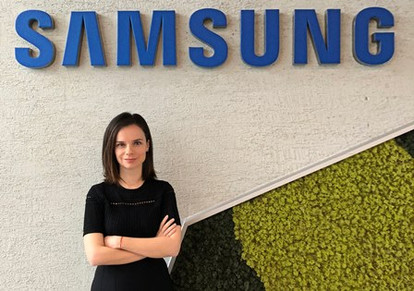 Samsung Electronics Türkiye Kurumsal İletişim ve Pazarlama İletişimi Lideri Olarak Sibel Hür Atandı