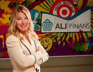 ALJ Finans Genel Müdürü Betügül Toker Oldu