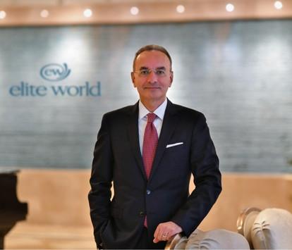Elite World Otelleri'nin Yeni CEO'su Eyüp Babür Oldu