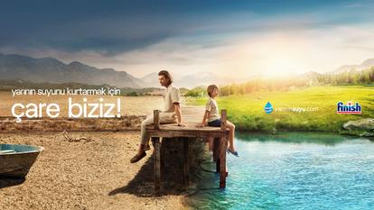 """Finish """"Yarının Suyu"""" Projesi'nin Su Elçisi ve Yeni Yüzü Kıvanç Tatlıtuğ Oldu"""