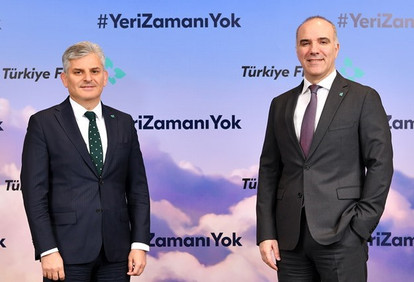 Türkiye Finans'ın Hedefi, Türkiye'nin En Büyük İlk 10 Bankası İçinde Yer Almak