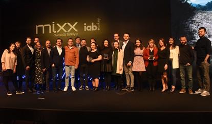 MIXX Awards Türkiye Ödülleri 10. Defa Sahiplerini Buldu