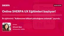 SHERPA, UX Okuryazarlığını Bir Üst Seviyeye Taşımak İsteyenler İçin Çevrimiçi Eğitimlere Başladı