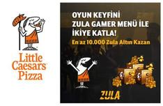 Little Caesars Zula Süper Lig'in Yiyecek Sponsoru Oldu