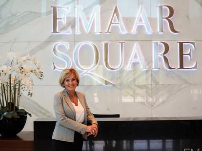 Emaar Square Mall'un Yeni Genel Müdürü Bige Kotil Oldu
