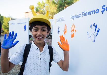 Turkcell 100 bin Engelli Bireyin ve 30 bin Öğrencinin Hayatını Kolaylaştırdı