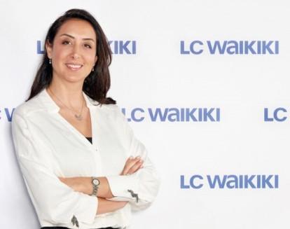 LC Waikiki Mağazacılık Genel Müdürü  Berna Akyüz Öğüt Oldu
