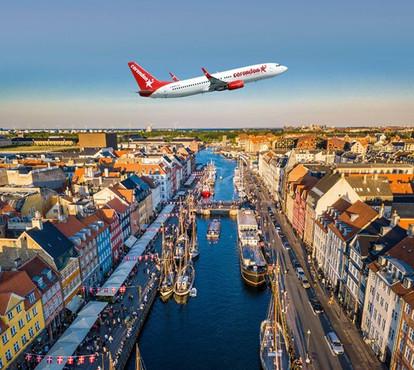 Corendon Airlines Danimarka Pazarına Hızlı Bir Giriş Yapacak