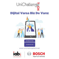 UniChallenge Tech, 13-24 Eylül Arasında Online Olarak Gerçekleşecek